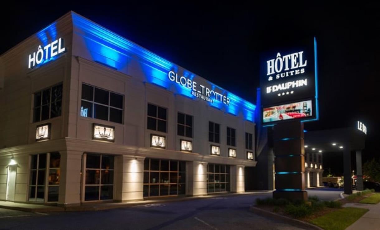 hotel dauphin drummondville
